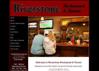 Riverstone+Restaurant+%26+Tavern Website