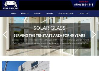 Solar+Glass+Inc Website