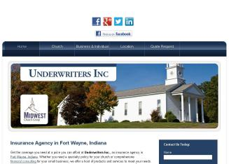 Underwriters+Inc Website