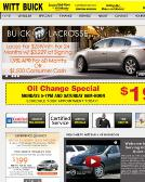 Witt Buick - Service Body Repair & Parts