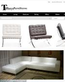 Tiffanys+Furniture Website