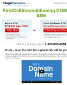 First Call Air Conditioning & Heating