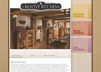 Creative Kitchens in Charleston, WV | 5128 Maccorkle Ave SE