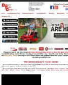 Dubay%27s+Tractor+Center Website