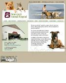 Stonecreek+Animal+Hospital Website