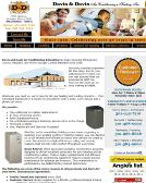 David Davis Heating Air Conditioning & Electric Inc