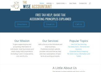 Wyandt+Accounting+Service+-+Yon+Wyandt Website