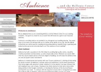 Ambience-Hellenic+Center Website