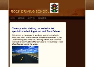 Rock Driving School