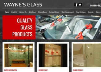 Wayne's Glass & Mirror Co