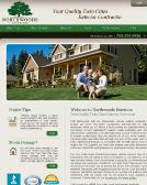 Northwoods+Exteriors Website