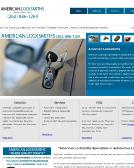 American+Locksmith Website