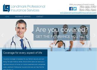 Landmark+Professional+Insurance+Services+Inc Website