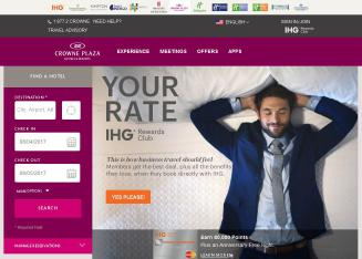 Crowne+Plaza+Hotel+Phoenix-Airport Website