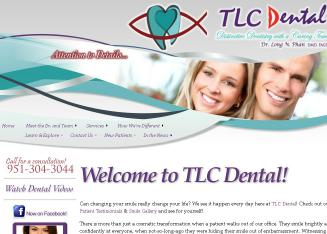 TLC+Dental+Group Website