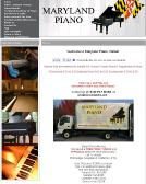 Maryland+Piano+Service Website