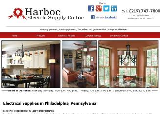 Harboc+Electric+Supply+Co+Inc Website