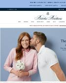 Brooks+Brothers Website