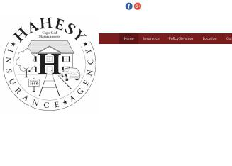 Hahesy+Insurance+Agency+Inc Website