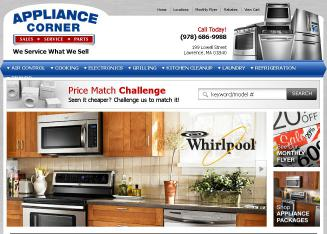 Appliance Corner Inc