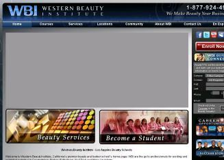Western+Beauty+Institute+-+Antelope+Valley Website