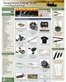 Susquehanna+Fish+And+Tackle Website