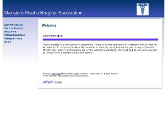 Manstein Plastic Surgical Association