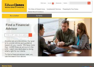 Edward+Jones Website