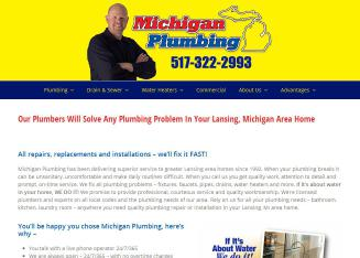 Michigan Plumbing