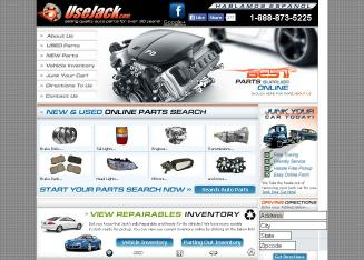 Jacks+Used+Cars+%26+Parts Website