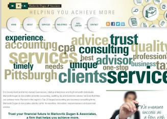 Markovitz%2C+Dugan+%26+Associates Website