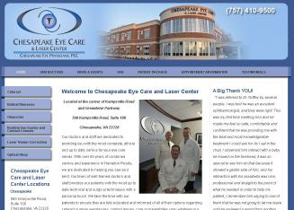 cataract surgery virginia beach city