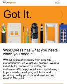 Wirexpress Website
