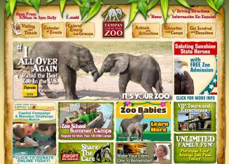 Lowry+Park+Zoo+School Website
