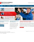 Brentwood+Services Website