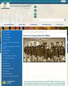 Ozaukee+County+Sheriff Website