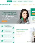 Citizens+Bank Website