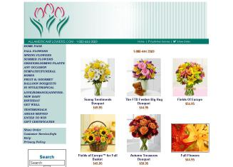 All+American+Flowers-Proudly+Serving+Booneville Website