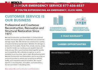 Menold Construction & Restoration