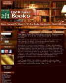 Fagan+Books Website