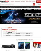 Gamestop Website