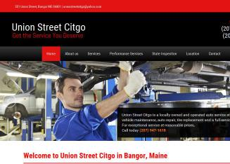 Union+Street+Citgo Website