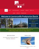 Lawrenceville+Presbyterian+Church Website