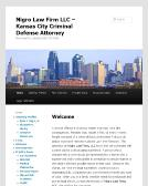 Nigro+Law+Firm Website