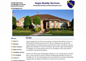 AEGIS Quality Services
