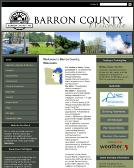 Barron+County+Government Website