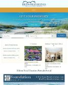 Hilton+Head+Rentals Website