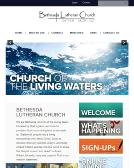 Bethesda+Lutheran+Church Website