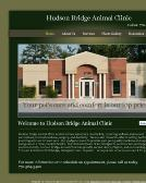 Hudson+Bridge+Animal+Clinic Website
