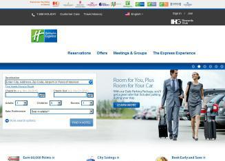 Holiday Inn Express Official Site